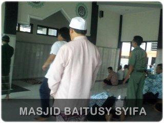 Masjid Baitusy Syifa